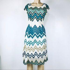Sharagano Dress Size 8.   A1-2